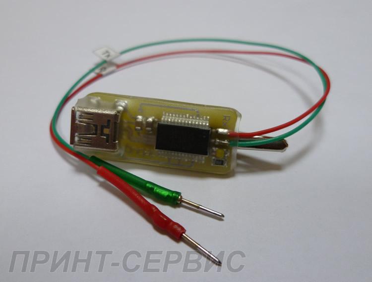 конструкция debug кабеля