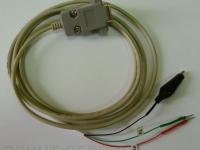 Печатаная плата не обязательно, можно собрать навесным...  Схема debug кабель под USB порт.
